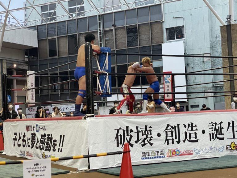 9月18日 栃木プロレス 定期戦 『DREAM1』 オリオンスクエア大会試合結果イメージ